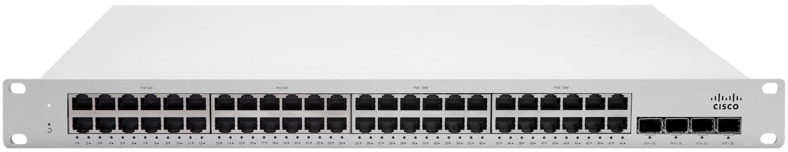 Cisco MS225-48 交換器